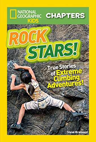 National Geographic Kids Chapters: Rock Stars! (NGK Chapters) (English Edition) por Steve Bramucci