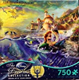 Thomas Kinkade Puzzle Disney Dreams Collection