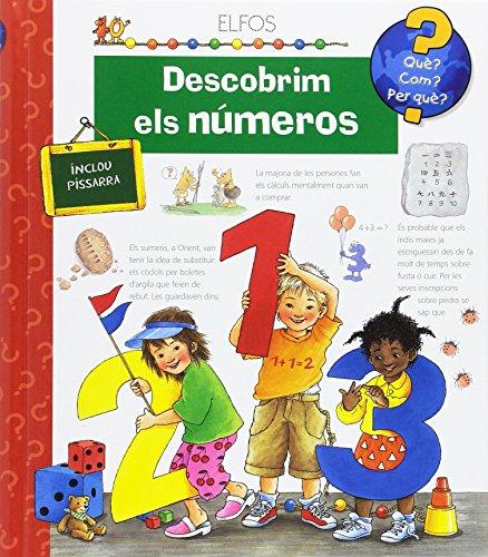 Portada del libro QuŠ?... Descobrim els n£meros (Què?...)