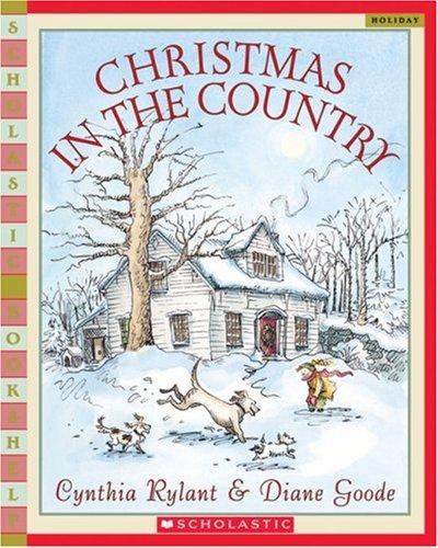 Christmas In The Country Scholastic Bookshelf Par Cynthia Rylant