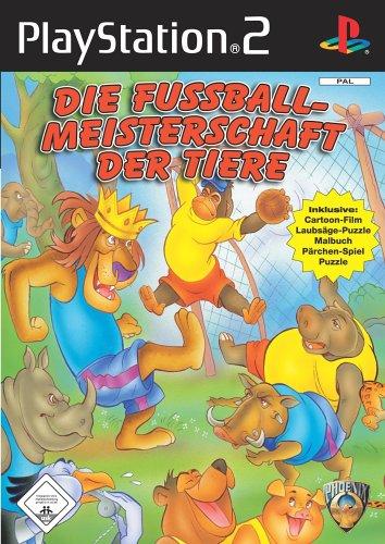 Die Fussball-Meisterschaft der Tiere (Fußball Für Die Ps2)