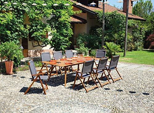 Set tavolo e sedie da giardino offerte   Classifica prodotti ...