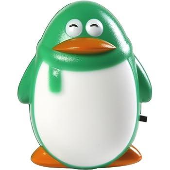 Havells Adore Penguin 0.5-Watt LED Night Lite (Green)