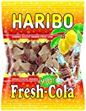 Haribo Happy Lemon fresh Cola, 6er Pack (6 x 200 g Beutel)