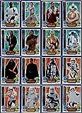 Force Attax Star Wars Erwachen der Macht alle 16 Rainbow-Karten deutsch 209-224