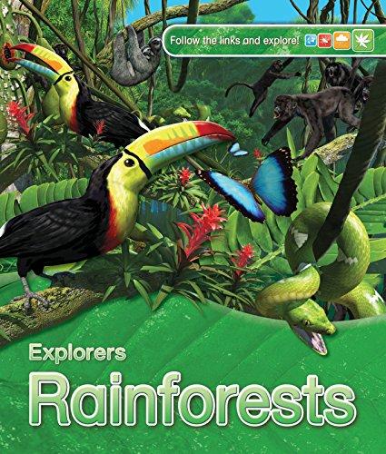 Explorers: Rainforests