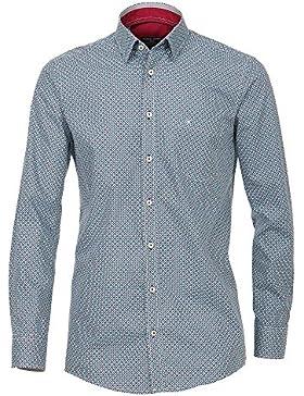 CASAMODA SPORTS Herren Freizeithemd auch große Größen 100% Baumwolle - Comfort Fit