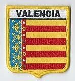 Valencia Spagna Spagnolo Patch Ricamato distintivo IN ESCLUSIVA PER EMBLEMS-GIFTS