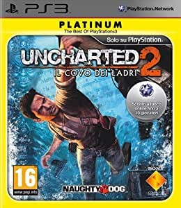 Uncharted 2: Il Covo Dei Ladri - Platinum Edition