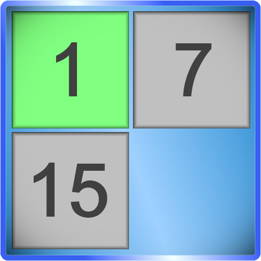 15-Puzzle game: Free game for the fifteen puzzle lovers
