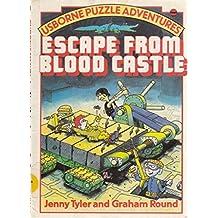 Escape from Blood Castle (Usborne Puzzle Adventures S.)