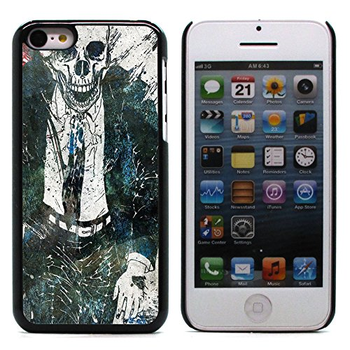 Graphic4You Curves On Canvas Digital Art Muster Design Harte Hülle Case Tasche Schutzhülle für Apple iPhone 5C Design #1