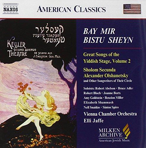 Chansons de Scène Yiddish /Vol.2