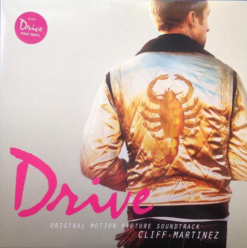Drive Soundtrack 2LP