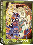 Eurographics the Virgin by Gustav Klimt Puzzle (1000 Pieces)