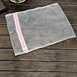 Sanwood Wäschnetz für Unterwäsche, Kleidung, BH, Socken, 30cmx40cm