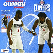 Los Angeles Clippers 2018 Calendar