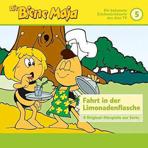 Die Biene Maja - Folge 5: Fahrt in der Limonadenflasche