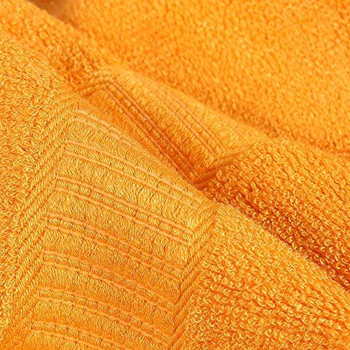 fibra di bambù asciugamani tre insiemi di spessore assorbimento acqua naturale ( Colore : 7 ) 9