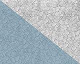 Struktur Tapete EDEM 309-60 XXL Vliestapete zum Überstreichen streichbar spachtel-putz-dekor maler weiß | 26,50 qm