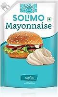 Amazon Brand - Solimo Eggless Mayonnaise, 900 g