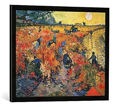 Gerahmtes Bild von Vincent van Gogh