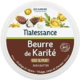 Natessance Beurre de Karité Bio Protecteur 100 g