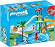 PLAYMOBIL 6669 - Aquapark mit Rutschentower