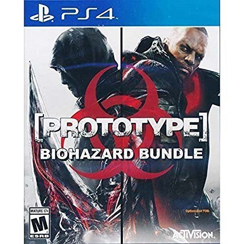 Prototype: Biohazard Bundle – PS4