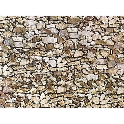 faller mauerplatten FALLER 170610 - Dekor-Mauerplatte Naturstein Monzonit