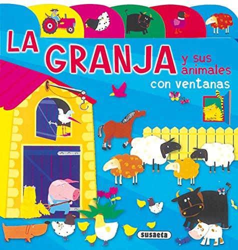 Granja Y Sus Animales Con Ventanas (Índices Y Ventanas) por Varios autores
