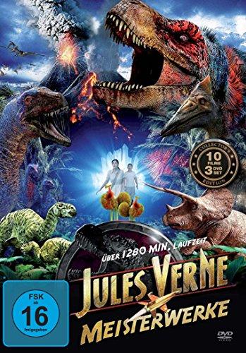 Jules Verne - Meisterwerke [3 DVDs]