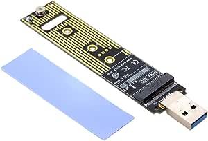 Cy Usb 3 1 Typ A To M 2 Nvme Ssd Enclosure Elektronik