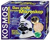 Kosmos 636319 - Experimentierkasten, Das große Forschermikroskop
