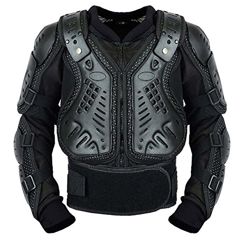Kids Childrens Body Armour Motoc...