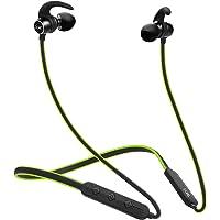 boAt Rockerz 255 Sports in-Ear Bluetooth Neckband Earphone with Mic(Neon)
