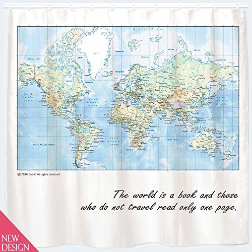 mapa-del-mundo-de-la-cortina-de-ducha-con-cita-inspiradora-las-ciudades-principales-detalladas-sin-p