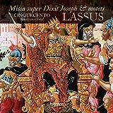 Lassus : Missa super Dixit Joseph & motets. Ensemble Cinquecento.