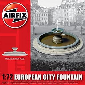 Airfix - Edificio European City Fountain, 1:72 (Hornby A75018)
