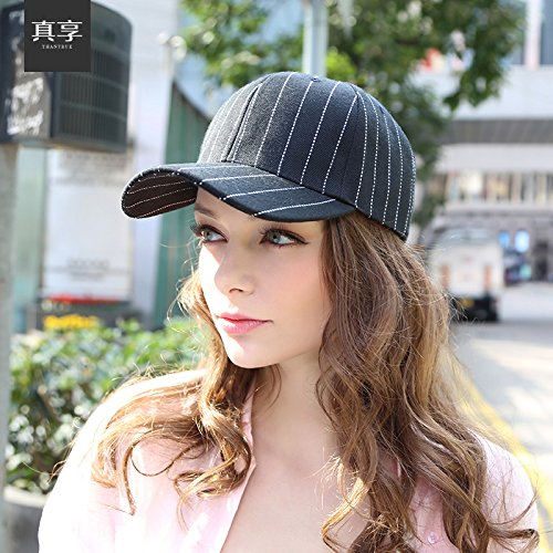 Cap Kinder Fr¨¹hling und Sommer Kampagne Frau Baseball Cap outdoor Sonne H¨¹te Visor stilvolle Koreanischen Flut der (Hüte Kampagne)