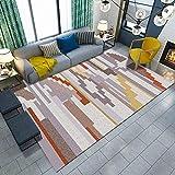 XTYWMTX Tapis de Salon Gris,B,140cm*200cm