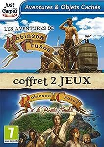 Double pack : Robinson Crusoe 1+2