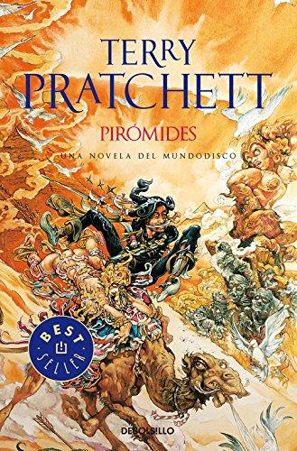 Pirómides (Mundodisco 7) (BEST SELLER) por TERRY PRATCHETT