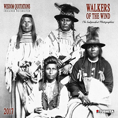 Walkers of the Wind 2017: Kalender 2017 (Mindful Edition)