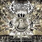 Songtexte von Annihilated - XIII Steps to Ruination