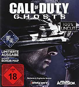 Call of Duty: Ghosts Free Fall Edition (100% uncut) - [PlayStation 4]