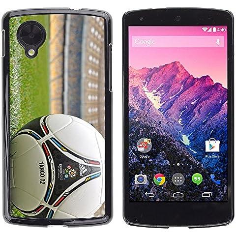 CASECO - LG Nexus 5 D820 D821 - Soccer Ball