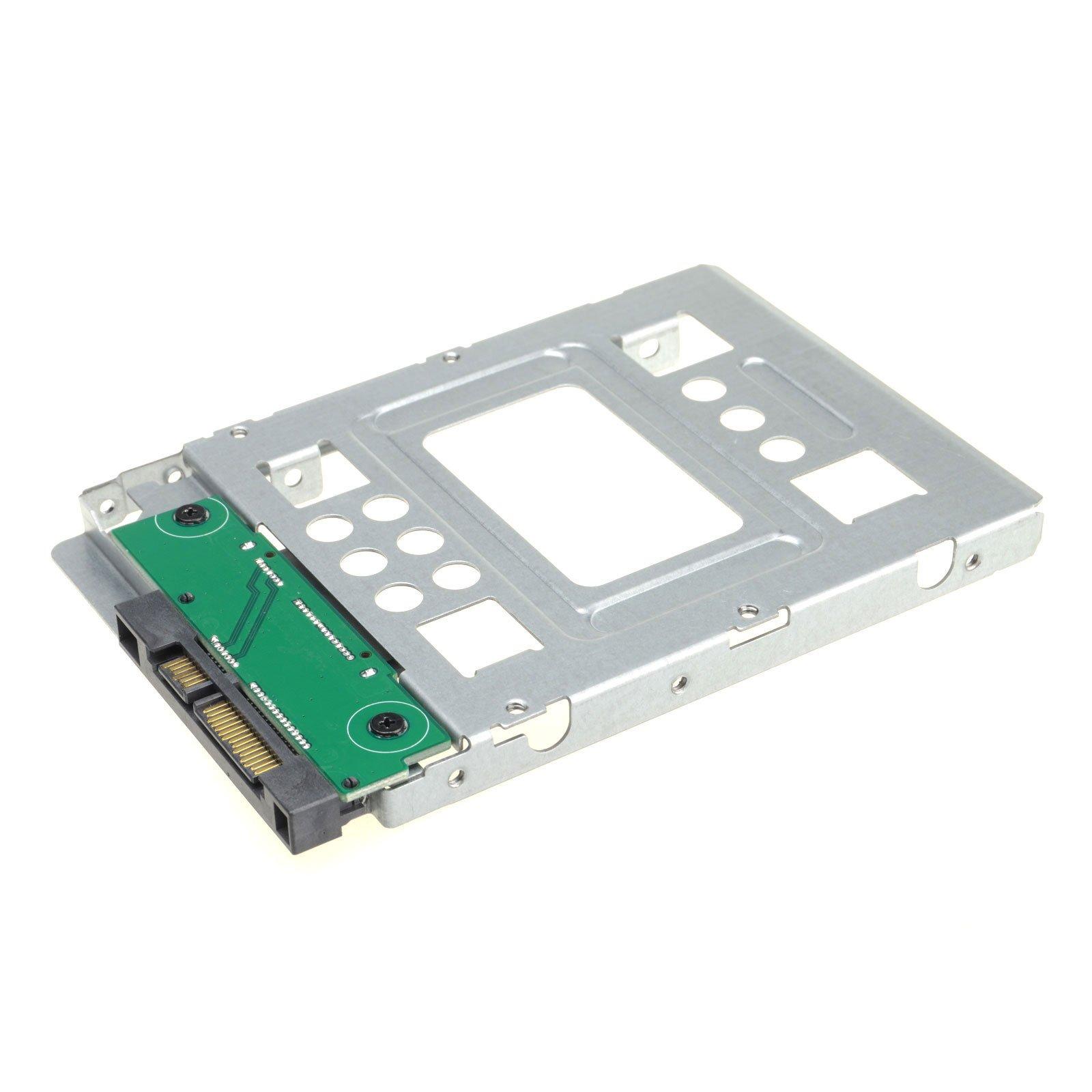 """Adaptador de Disco Duro SSD a 3,5"""" SATA de Disco Duro de Caddy para Bandeja y Jaula de Intercambio en Caliente"""
