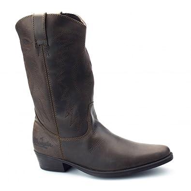 mens calf length boots