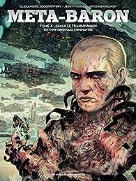 Meta-Baron, tome 4 : Simak le Transhumain par Niko Henrichon